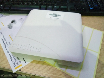 Thanh lý Access point wifi Ruckus Wireless Access Point ZoneFlex R500