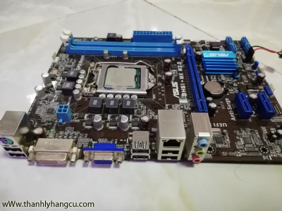 Thanh lý Main Asus H61 full onboard